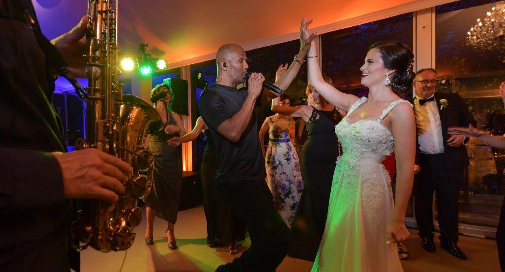 Hochzeitsfeier Skyline Club Band